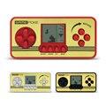 2 unids Retro Niños Clásicos Jugadores Tetris Tetris De Mano Incorporado 23 Juegos Portátil Consola de Juegos infantil Niños juguetes Tetris