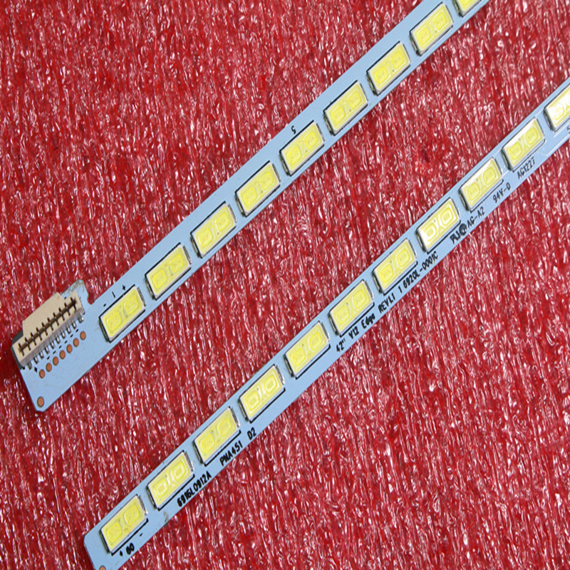 100% New 531mm LED 60leds For LG 42