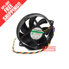 NIEUWE SUNON 9 cm 90254 KDE1209PTVX 12 V 4.4 W maglev fan koelventilator
