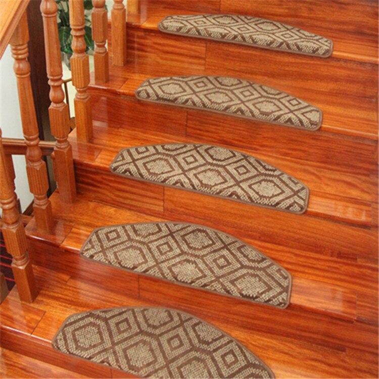 escalera de alfombra alfombras de piso de madera mainland