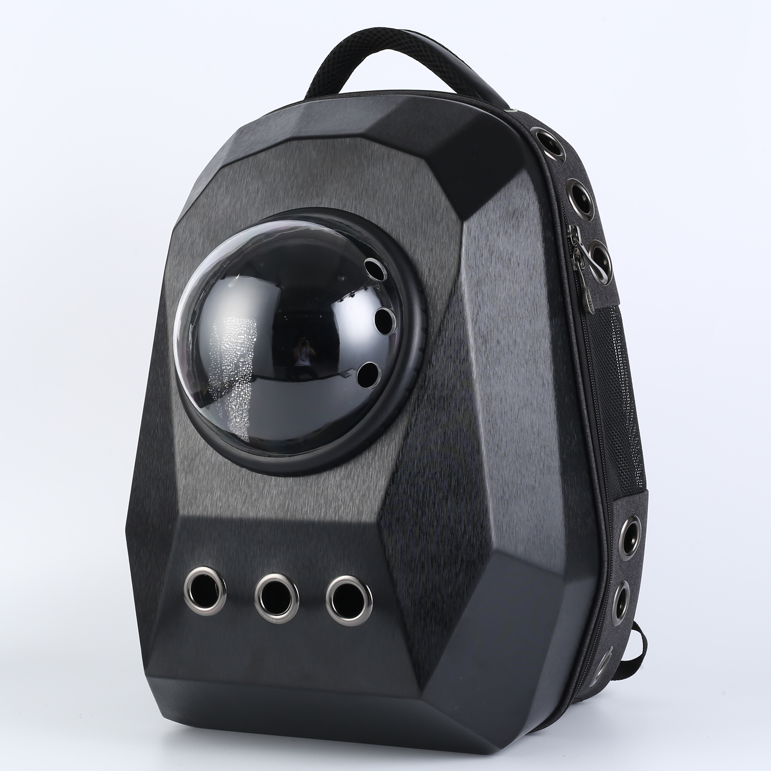 b9aa68622a DREAMSOULE Space Capsule Pet Carrier Backpack Waterproof Handbag Backpack  Diamond Shaped Space Cabin Travel Cat Dog Carrier Bag-in Cat Beds   Mats  from Home ...