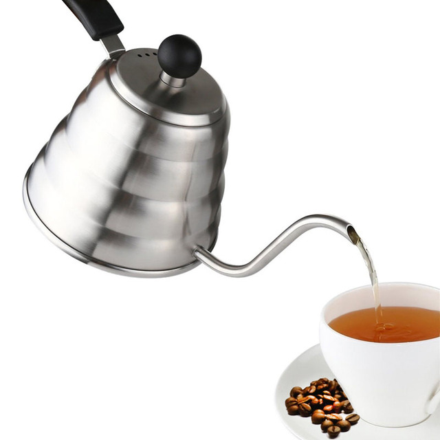 ZORASUN Coffee Pot Pour Over Coffee Kettle 304 Stainless Steel