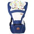 2 Em 1 Design Ergonômico Portador de Bebê Estilingue Do Bebê Multifuncional 4 Estações Respirável Canguru Com Capuz Para criança de 3 A 30 Meses