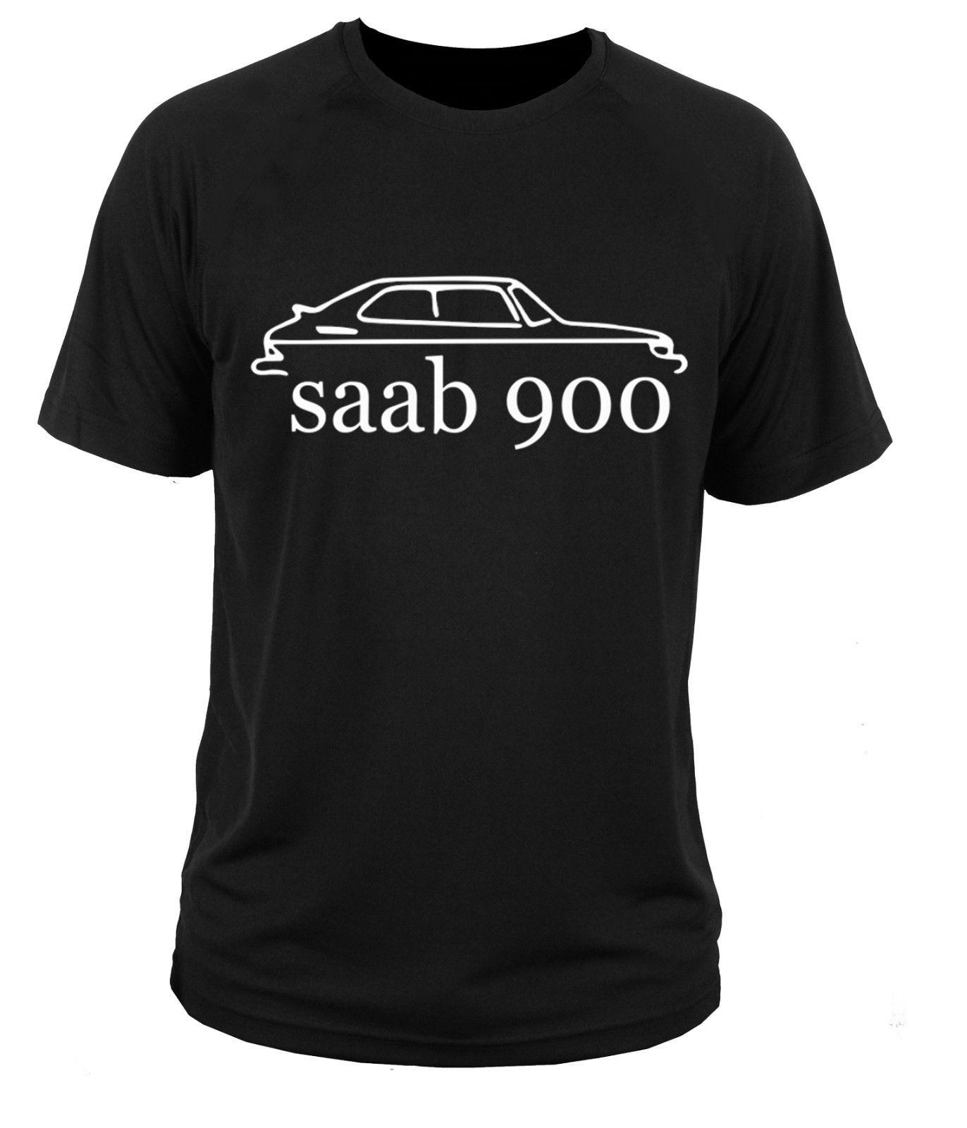 T shirt t-shirt Saab 900  turbo aero 9-5 9-3