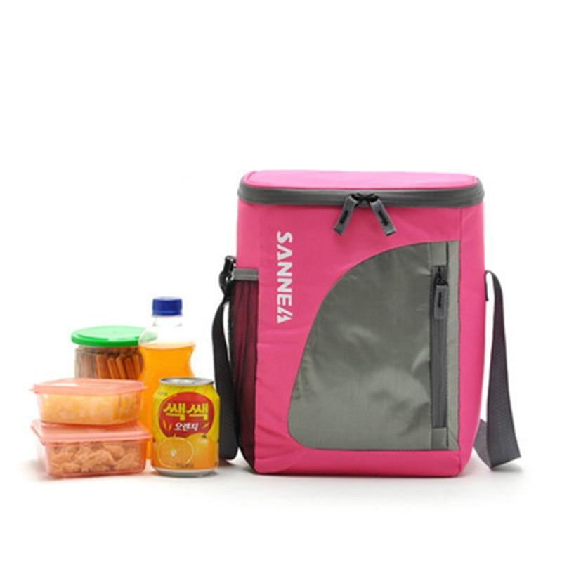 prova d' Água duplas lunchbolsa Bolsa Neveras : Ice Packs
