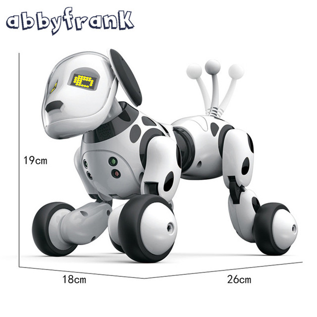 Wireless Remote Control Smart Dog Electronic Pet