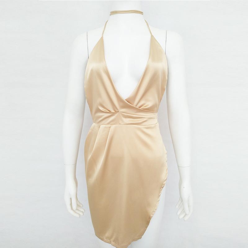 HTB1vzFJXu7JL1JjSZFvq6AcYFXaw - Women Sexy Backless Split Dress JKP086
