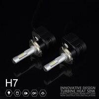 LYC CSP LED H4 H7 H11 H13 H1 9005 9006 9004 9007 H3 HB3 HB4 60W