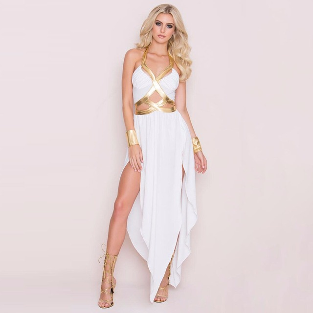 new ladies greek goddess cosplay roman princess costumes adult sexy roman goddess costume for halloween masquerade