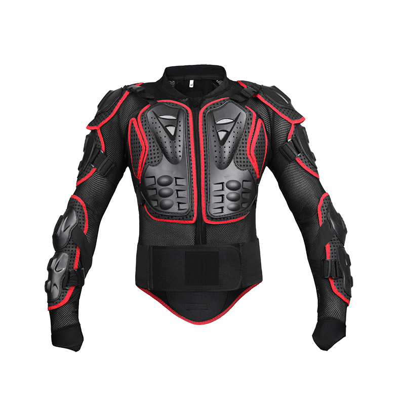 цена на Motorcycle Jacket Men Full Body Motorcycle Armor Motocross Racing Protective Gear Motorcycle Protection jersey