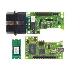 Image 3 - 5054A ODIS V5.1.6 Free keygen Full Original OKI AMB2300 Auto Car OBD2 Diagnostic Tool 5054 5054a Code Reader Scanner For VAG