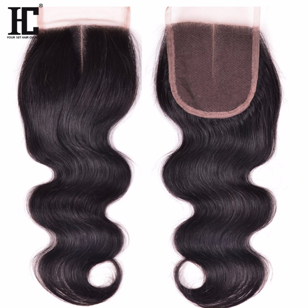 Mink 8A Brazilian Virgin Hair With Closure Body Wave 3 Bundles With Clsoure Human Hair Bundles With Closure Brazilian Body Wave  mink