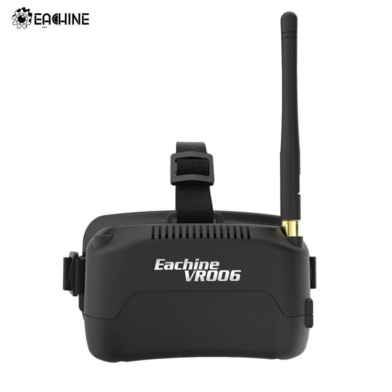 Eachine E013 VR006 VR-006 один-антенна 3 Inch 5,8 Г 40CH Мини FPV очки построить в 3,7 V 500 mAh Батарея