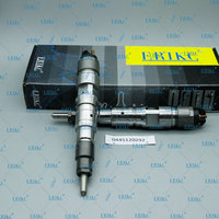 Erikc 0 445 120 292 inyectors trilho comum 0445120292 injector 0445 120 292 injetores tipo bomba de injeção do motor diesel injector