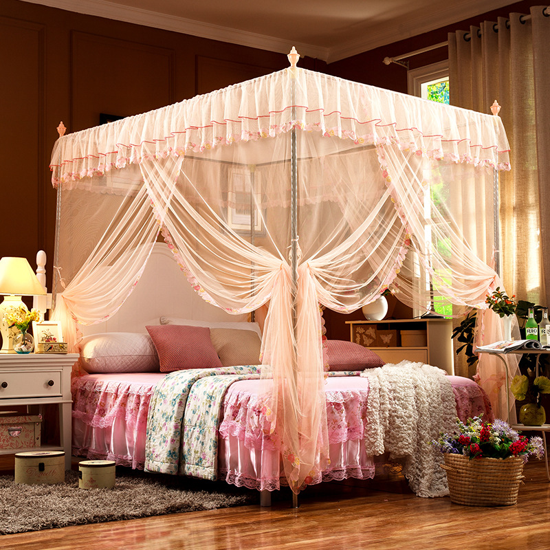 Buy byetee princess lace mosquito net - Bed canopies for adults ...