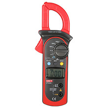 UNI-T UT202A Current Clamp Meter AC 600A DC/AC Voltage Resistance Test Clamp Multimeter Auto Range and 3/s Sampling Rate UT-202a цена