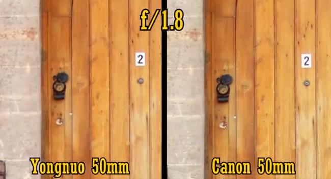 YONGNUO YN50mm F1.8 Standard Prime Lens Large Aperture Auto Focus Lens for Canon EF Mount Rebel 650D 700D 7D DSLR Camera Lens 15