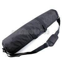 80cm Padded Camera Monopod Tripod Carrying Bag Case For Manfrotto GITZO SLIK Free Shipping