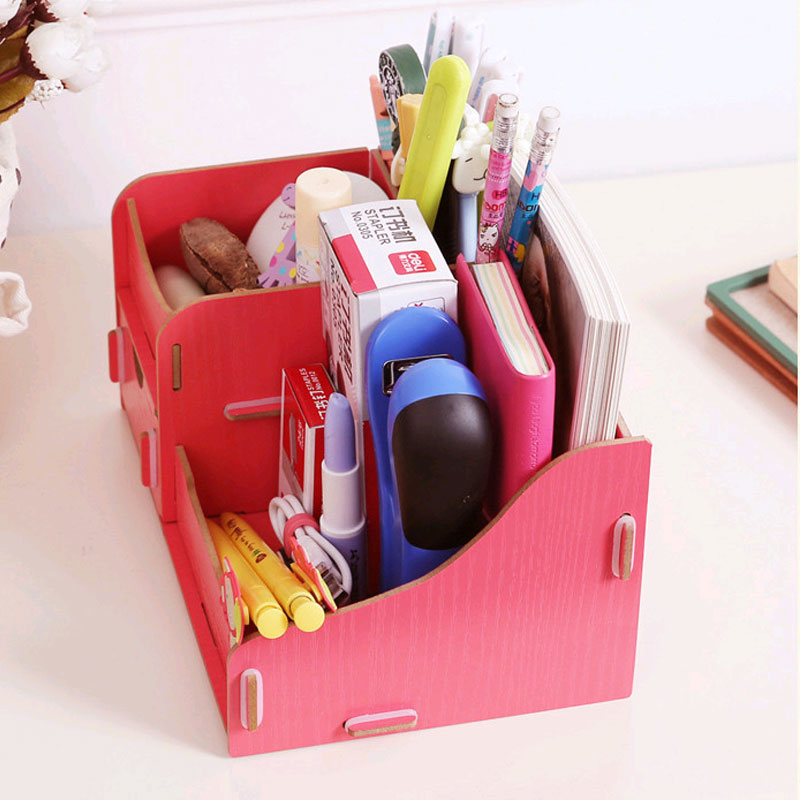 High Quality Handmade Wooden Storage Box For Jewelry Organizer For Office
