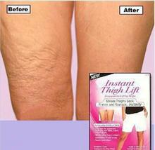 8 sticks Body Massager Instant legs Thigh Lift Look Firm & Younger Instantly Slimming Thigh patch Slimming Products 694