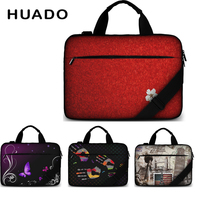 Russion Fast Shipping 2015 Fashion Stylish UK Flag Bag Cotton Soft Huado Canvas Laptop Bags 13