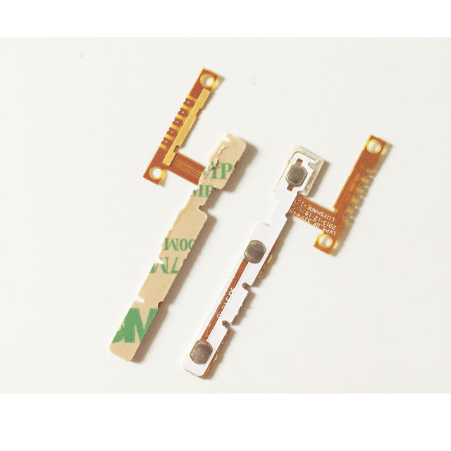 US $2 25 8% OFF|For Lenovo A5500 Power Volume Button Key Flex Cable  Replacement Parts -in Mobile Phone Flex Cables from Cellphones &
