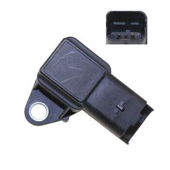 500 pçs/set 9207T Pressão de Impulso Do Sensor MAP Manifold Absolute Para CITROEN FIAT LANCIA PEUGEOT SUZUKI 96317166|Sensor de pressão| |  -