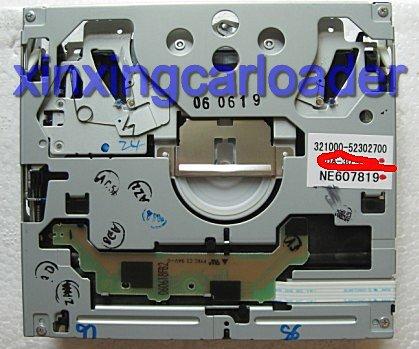 Free Shipping 3pcs Brand new FUJI LOADER Single disk CD DA-30
