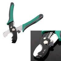 """Herramientas de mano Multi Herramienta 8 """"pelador de cables de corte tijera pelar alicates cortador 1,6-4,0mm Herramientas"""