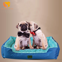 Medium Large Dog Bed Mat Soft Pet Puppy House Kennel Warm Nest Dogs Cats Cushion Pad 72x54cm DOGGYZSTYLE