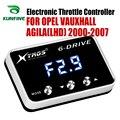 Автомобильный электронный контроллер дроссельной заслонки гоночный ускоритель мощный усилитель для OPEL VAUXHALL AGILA (LHD) 2000-2007 Тюнинг Запчасти