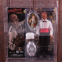 NECA A Nightmare on Elm Street 5 The Dream Child Freddy Krueger Figure Action Horror Movies Toys PVC Collectible Model Toy