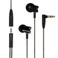 Earmax IE800 In Ear Dynamic HiFi Earphone Headphone Headset Linear Phase Driver With Extremely Wide Bandwidth