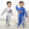 Anlencool Бесплатная доставка детские трико Долина Весной и Осенью ребенок мальчик костюм летающие крылья одежда для новорожденных baby мальчик одежды