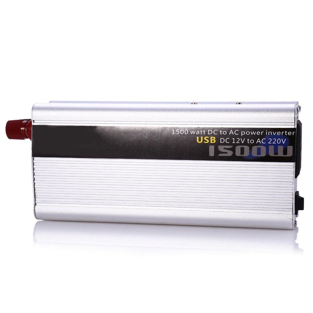 Car Inverter 1500w Dc 12v Ac 220v Vehicle Power Supply Switch Samsung Ssd 750 Evo Sata3 500gb 25inch Free Mounting Bracket On Board Charger Shipping