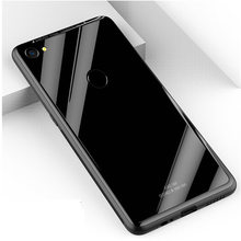 Luxury Tempered Glass Phone Case For OPPO F5 F 5 a73 Soft TPU Hard Back cover F7 cases capa coque fundas