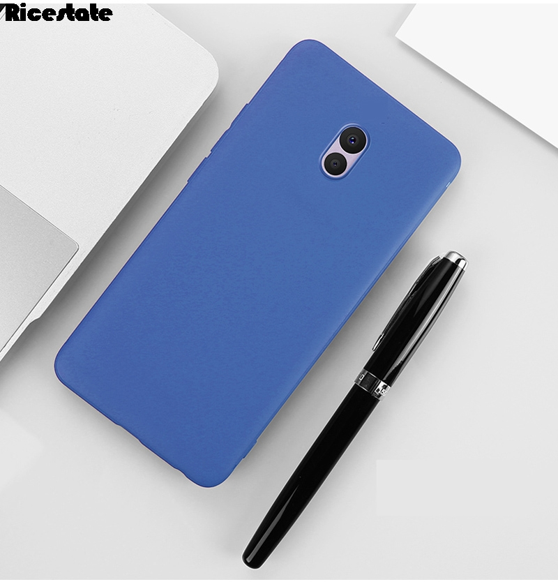 Ricestate Matte case For Nokia 3 5 6 7 8 case Nokia 2.1 3.1 5.1 6.1 Plus Frosted Silicone Back Cover For Nokia X5 X6 Soft Case