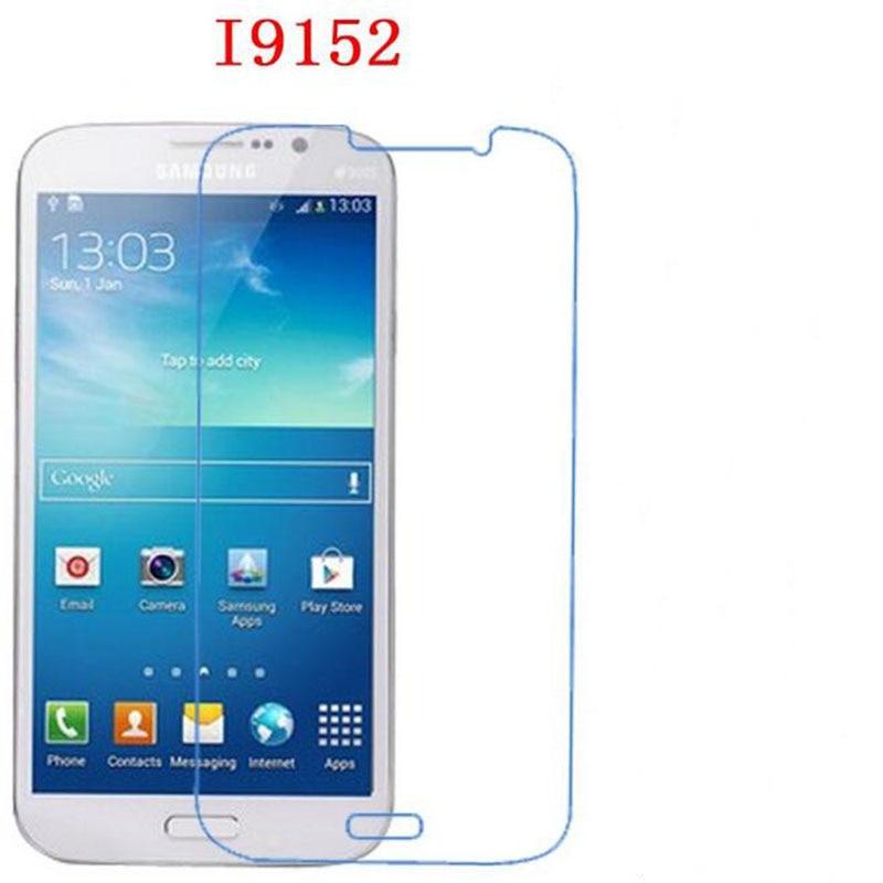 Wholesale Tempered Glass phone screen protector for Samsung Galaxy Mega 5.8 6.3 2 I9200 P729 i9208 i527 i9150 i9152 i9158 G7508
