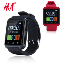 Smart Watch U8A Clock Sync Notifier Support Bluetooth Connectivity wearable devices for Android Phone Smartwatch
