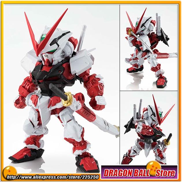 Mobile Suit Gundam SEED Astray Original Bandai Tamashii Nations NXEDGE STYLE [MS UNIT] Action Figure - Gundam Astray Red Frame ohs bandai mg 179 1 100 sengoku astray gundam mobile suit assembly model kits