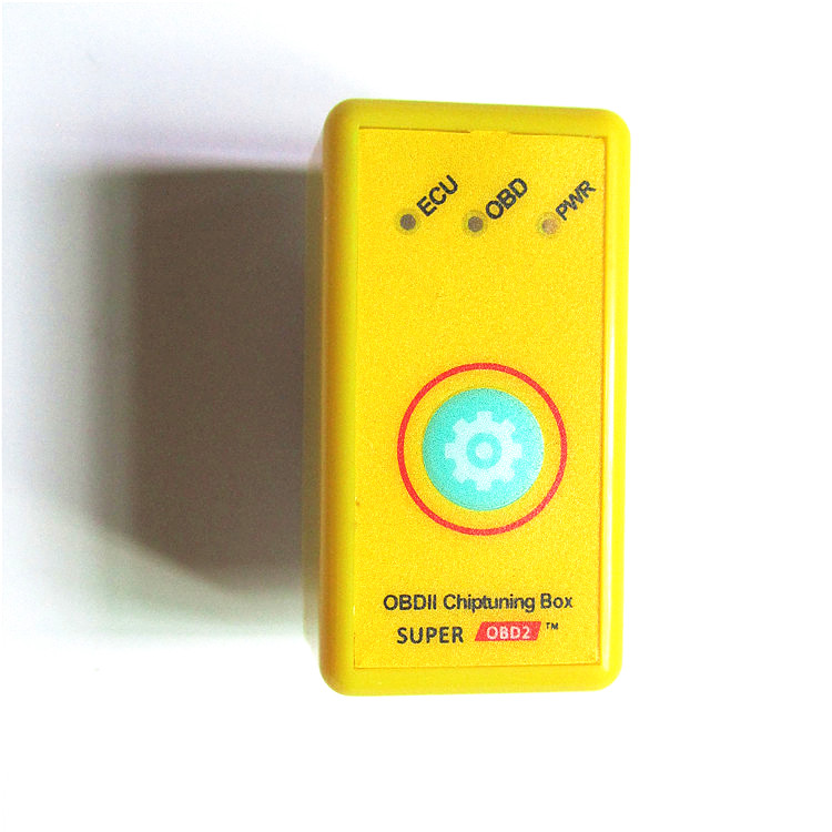 Супер OBD2 чип-тюнинг автомобиля коробка подключи и Драйв superobd2 более Мощность/больший крутящий момент как Nitro OBD2 чип-тюнинг nitroobd2 чип-тюнинг