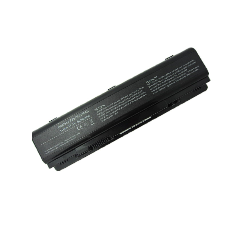 5200mAh battery for Dell Inspiron 1410 Vostro 1014 1015 1088 A840 A860 A860n 312-0818 451-10673 F286H F287F F287H G069H R988H