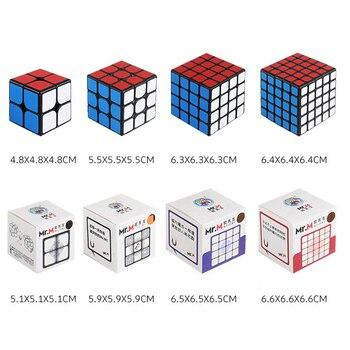 SHENGSHOU Mr.M 2x2x2 3x3x3 4x4x4 5*5*5 Magnetic Magic Cube Speed Puzzle 2x2 3x3 4x4 5x5 Cube Educational Magico Cubo Toys Gifts mr m magic cube 2x2x2 3x3x3 4x4x4 cubo magico speed puzzle cubes 2x2 3x3 4x4 5x5 cube magnetic educational 5x5x5 magnetico toys