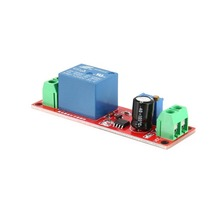 цена на DC 12V Time Delay Relay NE555 Time Relay Shield Timing Relay Timer Control Switch Car Relays Pulse Generation Duty Cycle