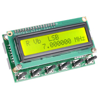 0 55MHz LCD Dds Function Signal Generator Diy Kit Based On AD9850 Frequency Generator