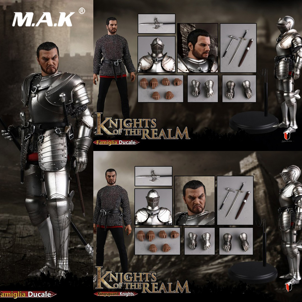 For Collection 1/6 Empire Series Kingdom Knight Duke Knights of the Realm Kingsguard Knights/Famiglia Ducale Model Fans GiftsFor Collection 1/6 Empire Series Kingdom Knight Duke Knights of the Realm Kingsguard Knights/Famiglia Ducale Model Fans Gifts