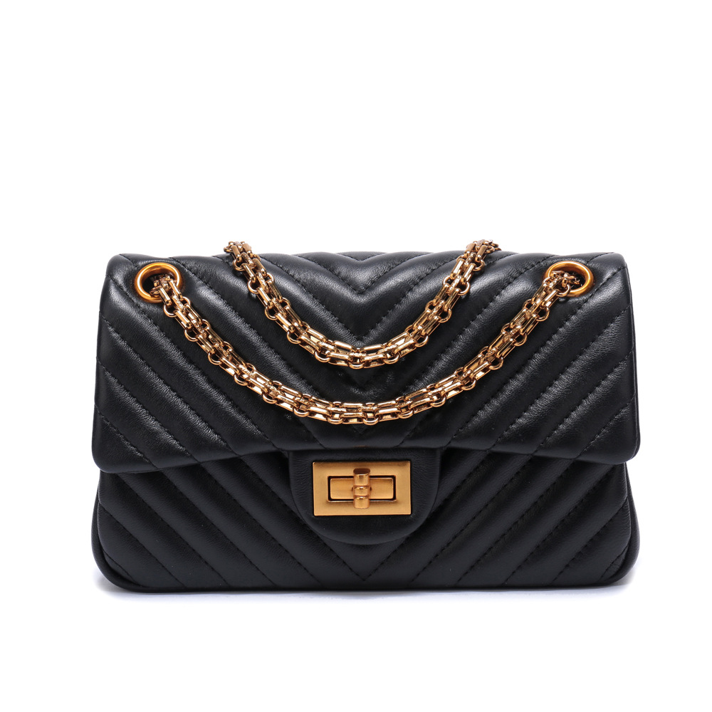 2018 Women Quilted Chain Flap Bag Double-use Cross Body Bags Famous Brands Luxury Handbags Messenger Bags new retro velvet small cover flap pocket bag quilted women shoulder bag designer clutch chain messenger bags famous brands