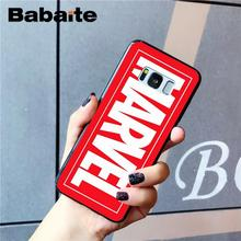 Babaite Marvel The Avengers Jorker Dead Pool DIY Printing Drawing Phone Case For Samsung Galaxy S4 S5 S6 S7 S8 S9 S9 plus