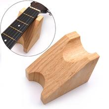 Electric Acoustic Guitar Bass Neck Rest Support Pillow String Instrument Cleaning Luthier Setup Guitarra Repair Tool Accessories electric acoustic guitar body neck saddle open tool