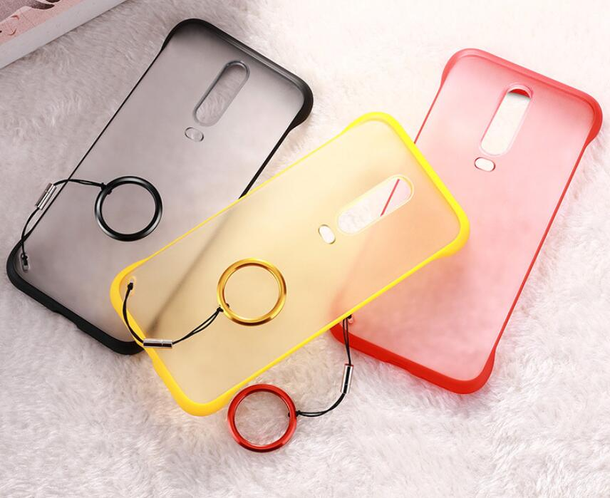 100pcs lot free shipping High quality Matte Plastic Hard PC Cover Case for Xiaomi Mi 9T